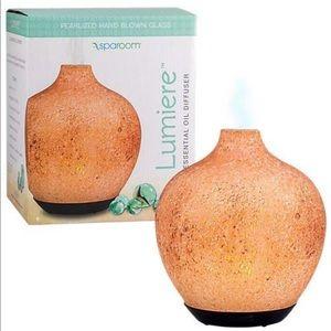 Lumiere Glass Essential Oil Diffuser